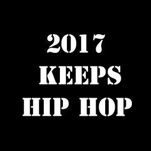 2017年絕不能錯過的嘻哈與饒舌歌曲