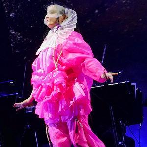 Björk @ Fuji Rock 2017