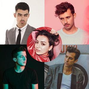 這些男歌手都出現在酷娃恰莉的新MV《Boys》