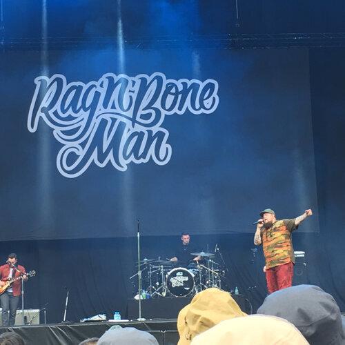 Rag'n' Bone Men @ Fuji Rock 2017