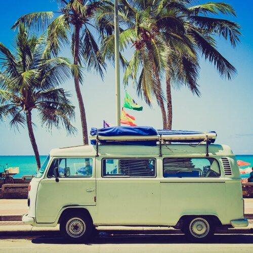 懶洋洋夏天計劃簿南國度假去