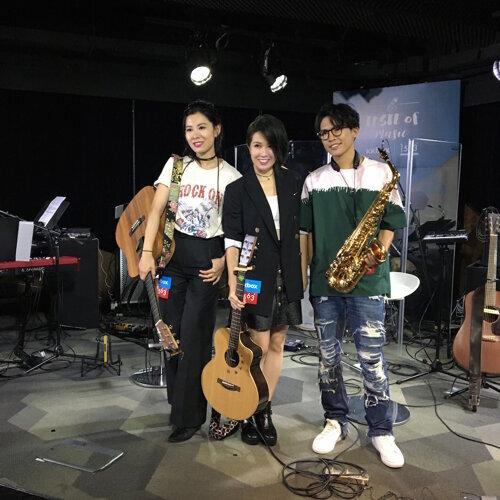 KKBOX x 1563 Taste of Music - Robynn & Kendy x 黎曉陽