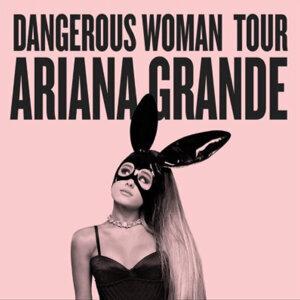 亞莉安娜 Ariana Grande - 演唱會歌單 Dangerous Woman Tour