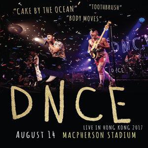 DNCE Live in Hong Kong 2017
