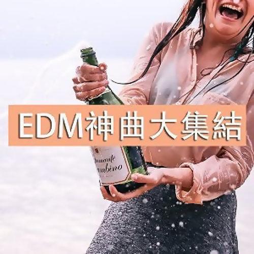 聽不膩的EDM神曲大集結💥