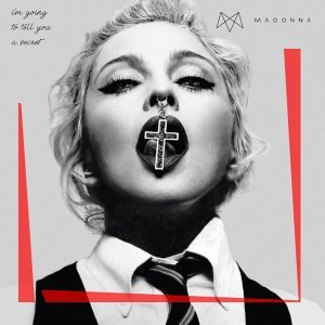 MADONNA/i'm going to tell you a secret