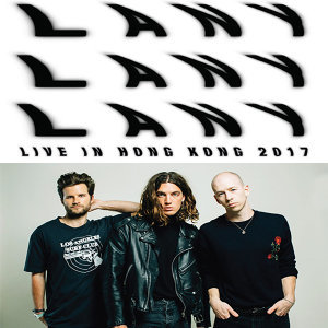 LANY Live in Hong Kong