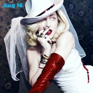 流行女皇 瑪丹娜 Madonna 生日快樂!