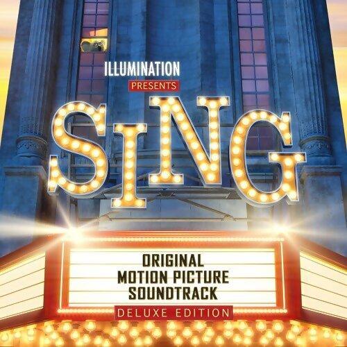 Various Artists - Sing (歡樂好聲音電影原聲帶)