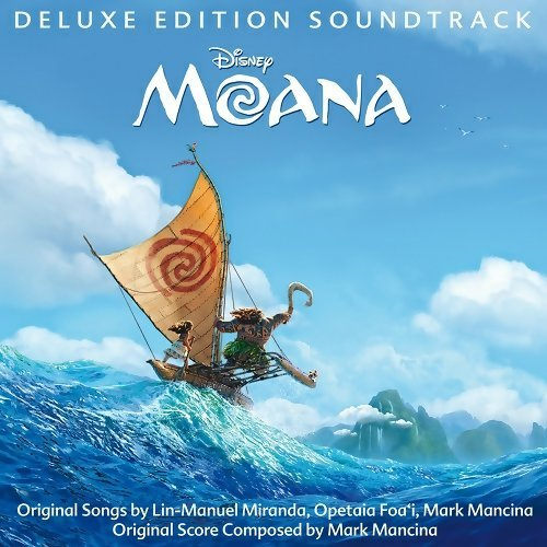 Auli'i Cravalho - Moana (海洋奇緣) - OST電影原聲帶