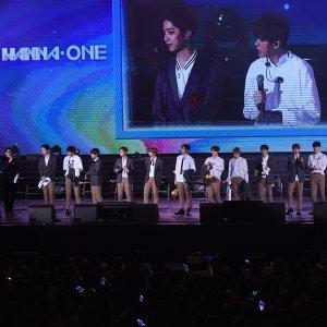 這一晚 Wanna One 在台北表演這些歌!