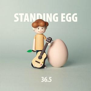 Standing EGG台北演唱會暖身歌單