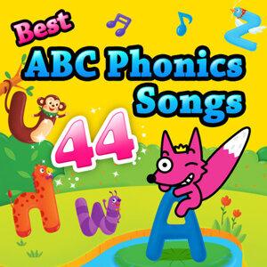 Smart Books - Best ABC Phonics Songs 44