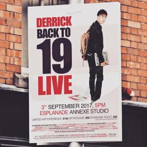 #DerrickBackTo19
