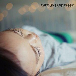 有一種黑眼圈叫孩子快睡覺