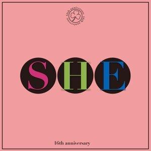 S.H.E 16週年-首首都是經典