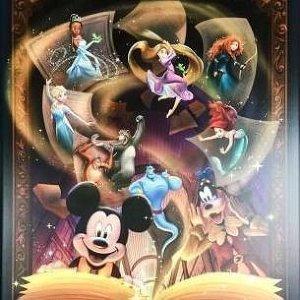 香港迪士尼米奇魔法書房 (Hong Kong Disneyland Mickey and The Wondrous Book)