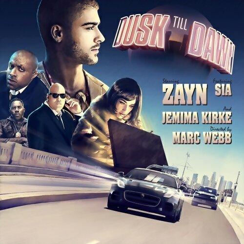 ZAYN, Sia - Dusk Till Dawn - Radio Edit