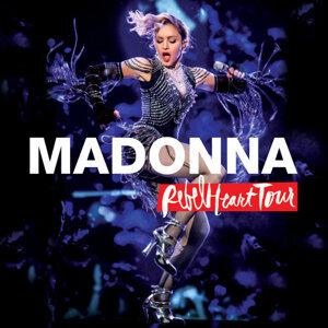 Madonna (瑪丹娜) - Rebel Heart Tour - Live