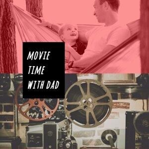 爸鼻懷裡看特務  父子電影時光