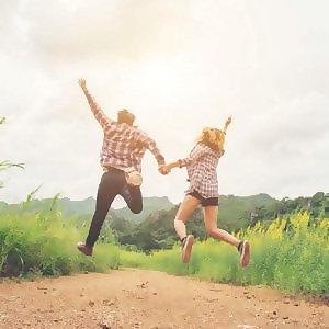 我很幸福❤因為我有你
