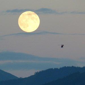 中秋月見-對你的思念
