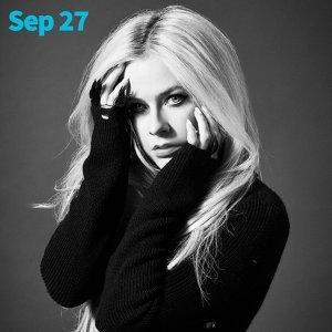 搖滾女神 艾薇兒 Avril Lavigne 生日快樂