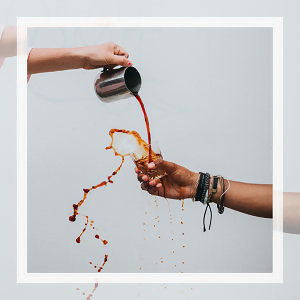 Coffee break 咖啡館裡的活力來源
