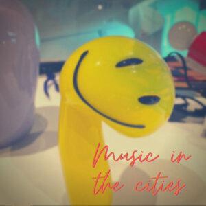 用音樂穿梭城市旅行!Music in the cities✨