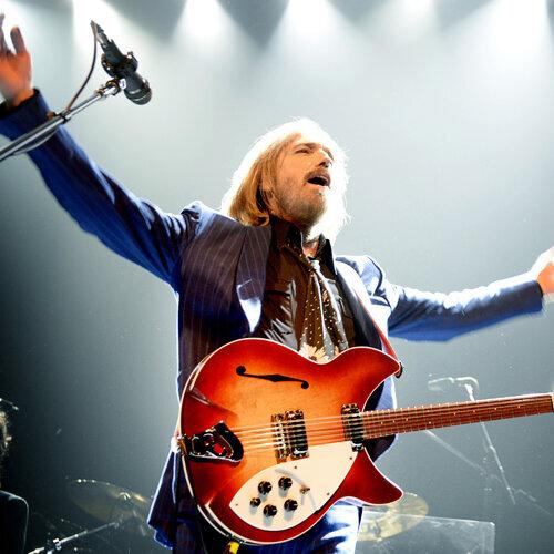 湯姆佩蒂:不平凡的搖滾客