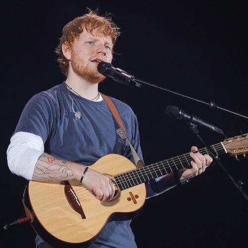 紅髮艾德 Ed Sheeran 2019演唱會