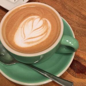 秋日漫遊首爾咖啡店
