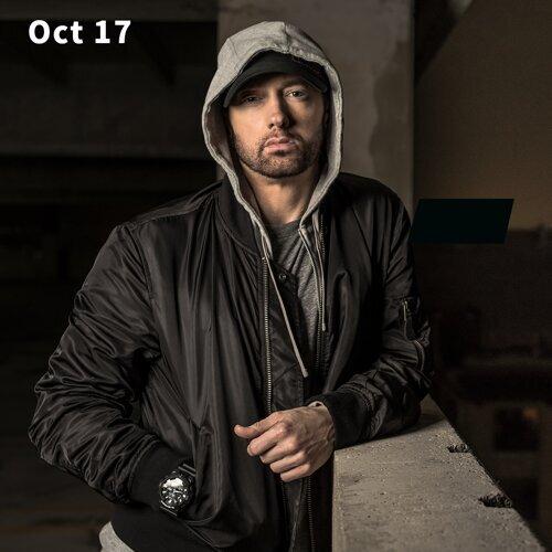 饒舌天王 阿姆 Eminem 生日快樂!