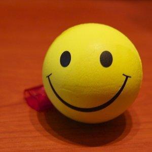 壞天氣走開,用笑容代替陽光