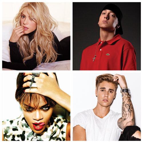 誰是FB粉專最多讚的歌手?排名看這裡!