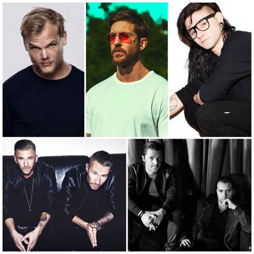 這5組超紅DJ竟未入百大榜前10!?