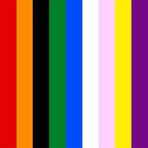 看見多元的愛情  九色彩虹72變