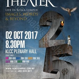 Dream Theater Live in Malaysia 2017