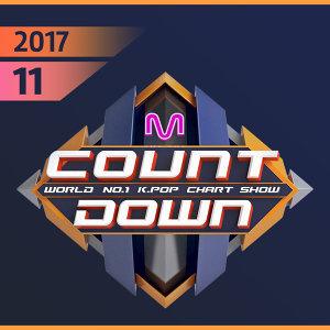 11月份韓國音樂節目 (更新至11/9)