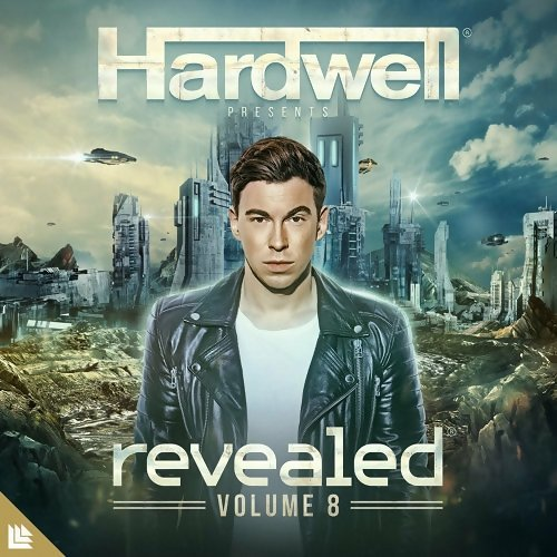 Hardwell - Hardwell presents Revealed Volume 8