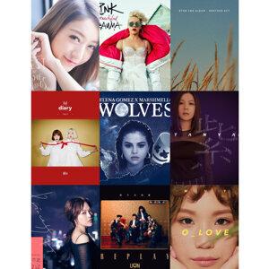 2017十月推薦歌曲