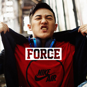 Air Force 1-熊仔