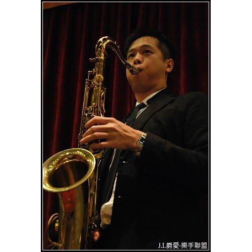 台灣‧薩克斯風‧爵士!  Taiwan Saxophone Jazz