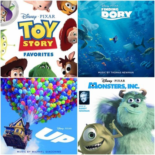 Pixar動畫30年回顧-伴你成長的這些配樂歌曲