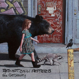 Red Hot Chili Peppers (嗆辣紅椒合唱團) - The Getaway