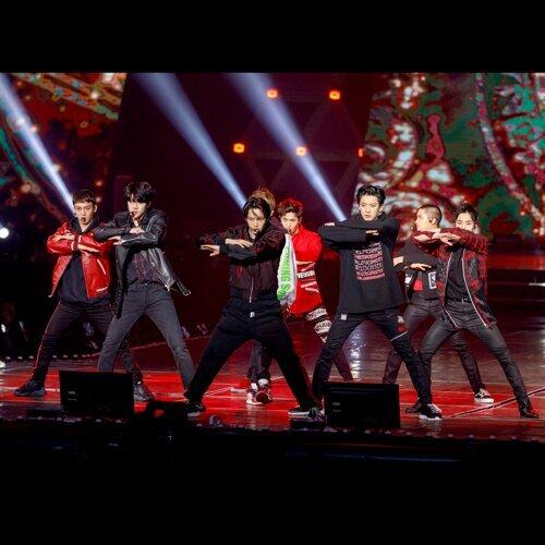 2018 EXO 台北演唱會歌單
