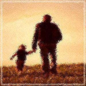 彷彿踏進家門看見思念的家人,腦海中那幅描繪家鄉的畫
