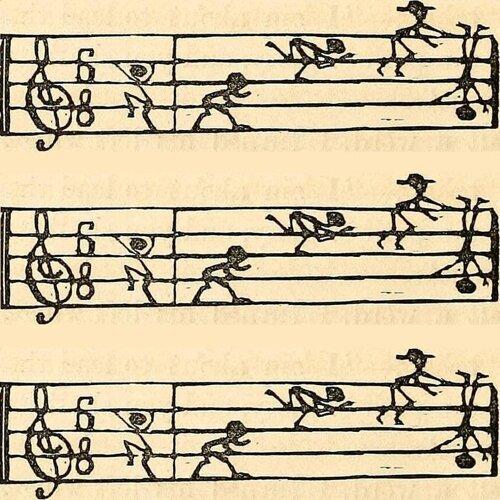 在音樂裡的大藝術家