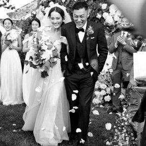 對的時間遇到對的人!余文樂新婚快樂!