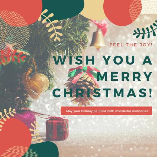 Ho ho ho!聖誕腳步又近啦🎄